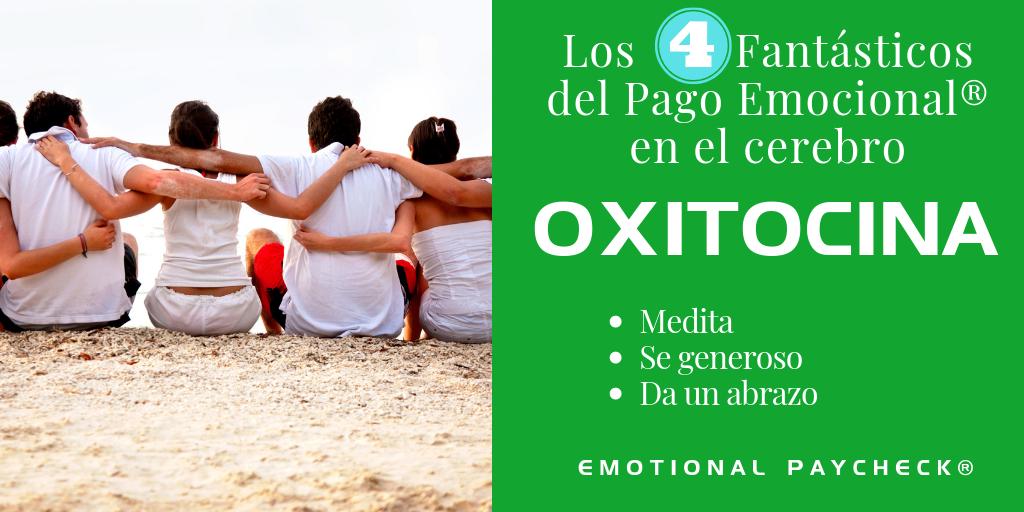 imagen de la oxitocina y su rol en la monogamia del trabajo